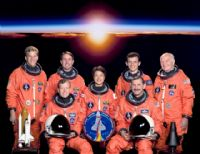 STS- 95 Official NASA Crew Portrait